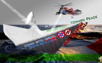 ناوگان آزادی ( Freedom Fleet )
